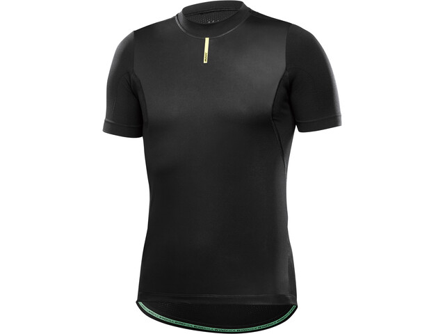 Mavic Wind Ride Kurzarm T-Shirt Herren black